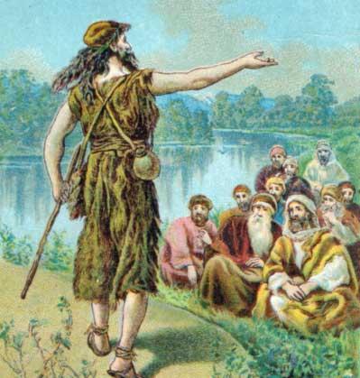 Chúa Nhật II Mùa Vọng A (Mt 3, 1 – 12)