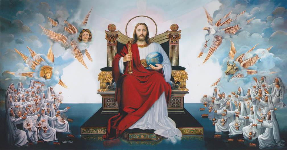 Các bài suy niệm lễ Chúa Giêsu Vua vũ trụ
