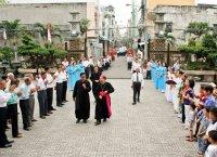 Toàn cảnh Mục vụ Giáo xứ Tân Thái Sơn năm 2013