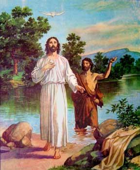 Thánh Kinh bằng hình: CN Lễ Chúa Giêsu chịu phép rửa – năm A