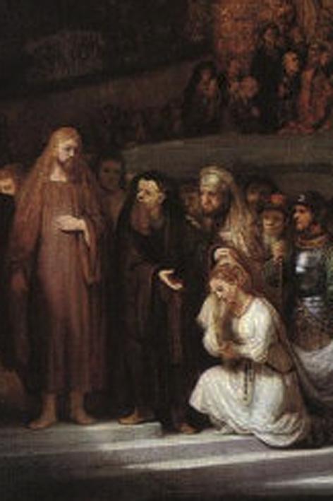 Bài Giảng Chúa Nhật V Mùa Chay Năm C – Linh mục Jos Tạ Duy Tuyền