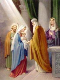 02/02: Đức Mẹ Dâng Con Vào Đền Thánh - Lm Giuse Đinh Tất Quý