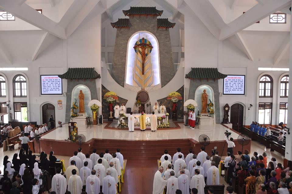 Gx TTS: 80 năm thành lập Giáo phận Thái Bình