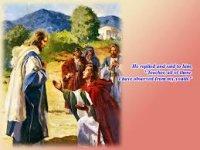 Bài Giảng Chúa nhật XXVIII thường niên năm B - Linh mục Phê-rô Lê Văn Chính