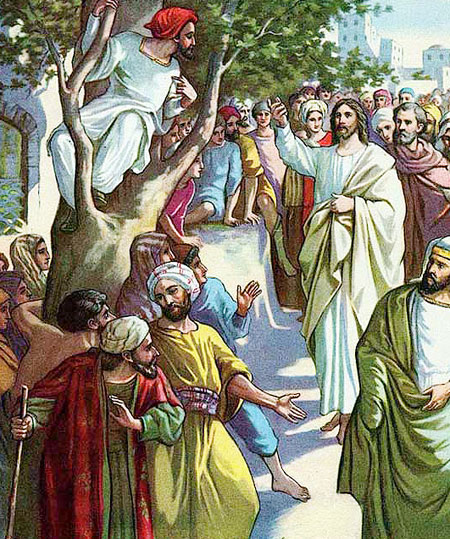 Bài giảng Chúa nhật XXXI TN Năm C- Lm. Phêrô Lê Văn Chính