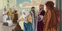 Bài Chia Sẻ Tin Mừng Chúa Nhật 32 Thường Niên Năm B - Lm Giuse Trần Việt Hùng