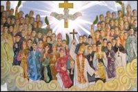 Lời Chúa - Chúa Nhật Kính Trọng Thể Các Thánh Tử Đạo Việt Nam (CN 33 TN)
