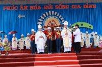 Thánh lễ bế mạc Đại Hội Giới Trẻ Giáo Tỉnh Hà Nội lần thứ XII