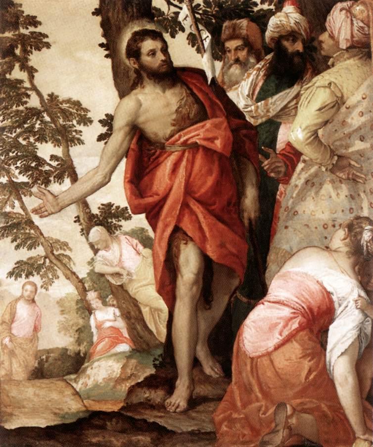 Bài Giảng Chúa Nhật III Mùa Vọng Năm C - Linh mục Phê-rô Lê Văn Chính