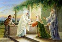 Bài Giảng Lễ Đức Mẹ thăm viếng (31/05) - Lm Giuse Đinh Tất Quý