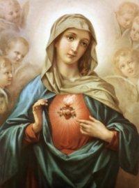 Suy Niệm Lễ Trái Tim Vẹn Sạch Đức Mẹ - Lm Giuse Đinh Tất Quý