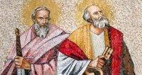 Lời Chúa Lễ Thánh Phê-rô và Thánh Phao-lô, Tông Đồ (29/06/2017)