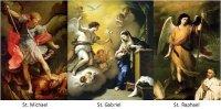Lời Chúa Lễ Các Tổng Lãnh Thiên Thần: Mi-ca-e, Gra-bri-en, Pha-ra-en (29/09)