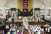 Một Số Hình ảnh Thánh Lễ Kỷ Niệm 60 Năm thành lập Gx Tân Thái Sơn