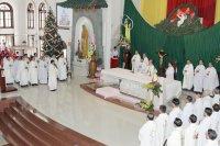 Giáo xứ Tân Thái Sơn: Kỷ niệm 60 năm thành lập