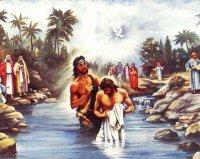Lời Chúa Chúa Nhật Đức Giê-su Chịu Phép Rửa