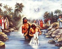 Phân tích và chia sẻ Lời Chúa Chúa Nhật Đức Giê-su chịu Phép Rửa
