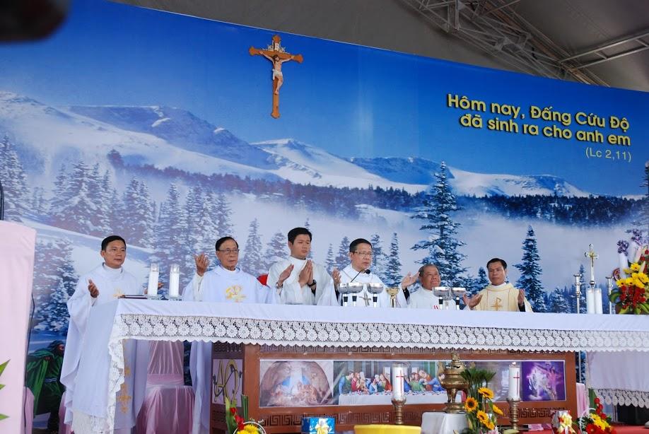 Giáo Điểm Phanxico Xavie Bình Thuận Mừng Lễ Thánh Gia Thất (31/12/2017)