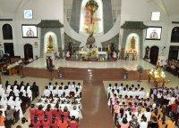 Lễ Kính Thánh Giuse Lao Động – Khai Mạc Tháng Dâng Hoa Kính Đức Mẹ
