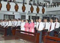 Gx TTS: Hội Đồng Mục Vụ Giáo Xứ Mừng Bổn Mạng