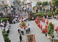 Giáo xứ Tân Thái Sơn Mừng Lễ Kính Thánh Giuse 19/03/2015