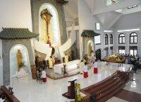 Gx TTS: Giáo Họ Thánh Gioan Baotixita Mừng Bổn Mạng