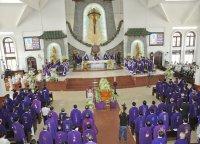 Thánh Lễ An Táng Cha Cố Giuse Maria Đinh Cao Tùng