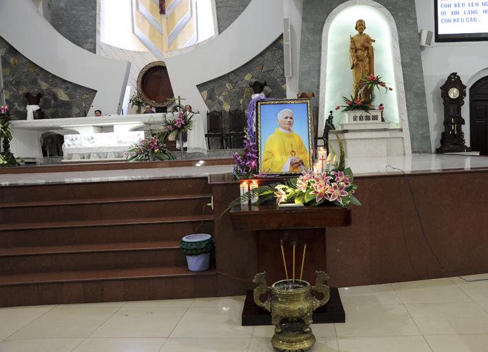 Lễ Giỗ 100 Ngày Cha Cố Đaminh Bùi Quang Tuyến (16/09/2016)