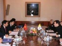 Cuộc họp hỗn hợp vòng thứ năm  giữa Tòa Thánh và Việt Nam
