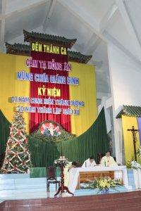 Gx TTS: Thánh Lễ Tạ Ơn Kỷ Niệm 07 Năm Cung Hiến Thánh Đường