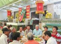 Lễ Hội Bánh Chưng Xuân Ất Mùi 2015 Gx Tân Thái Sơn – Bản Tin Số 05