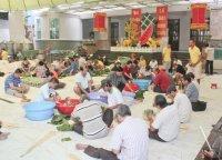 Lễ Hội Bánh Chưng Xuân Ất Mùi 2015 Gx Tân Thái Sơn – Bản Tin Số 02