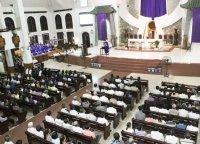 Giáo Xứ Tân Thái Sơn Tĩnh Tâm Mùa Chay 2015