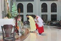 Một Số Hình Ảnh Thánh Lễ Giáng Sinh Dành Cho Thiếu Nhi
