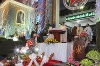 Gx TTS: Một Số Hình Ảnh Thánh Lễ Đêm Mừng Chúa Giáng Sinh 2014