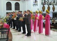 Giao Thừa Tết Giáp Ngọ 2014 - Lễ Nghi Dân Tộc