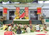 Lễ Hội Bánh Chưng Xuân Ất Mùi 2015 Gx Tân Thái Sơn – Bản Tin Số 01