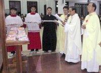 Giao Thừa tết Giáp Ngọ 2014 - Hái Lộc  Xuân Lời Chúa
