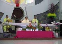 Thánh Lễ  Đón Giao Thừa Tết Giáp Ngọ 2014