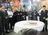 HĐMV giáo xứ đón Giao Thừa Tết Giáp Ngọ 2014