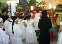 Hôn Chân Chúa sau Khi Táng Xác -  đêm thứ sáu Tuần Thánh