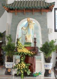 Gx TTS: Thánh Lễ Kính Đức Mẹ Fatima trưa 13/10/2015