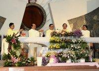 Giáo Dân Tân Thái Sơn Tham Dự Lễ Kính Thánh Giuse Lao Động 01/05/2014