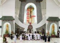 Một số hình ảnh buổi Diễn Nguyện cầu cho Ơn Thiên Triệu (11/05/2014)