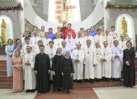 Gx TTS: Ban Thừa Tác Viên Thánh Thể Mừng Lễ Thánh Mát-thi-a Bổn Mạng.