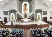 Gx TTS:Thánh Lễ và giờ Chầu Cầu Hòa Bình Cho Tổ Quốc (22/05/2014).