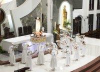 Một số hình ảnh Giáo Khu II-Gx Tân Thái Sơn Dâng Hoa Kính Đức Mẹ.(24/05/2014)