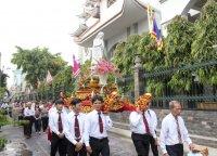 Hình ảnh Giáo xứ Tân Thái Sơn Rước Kiệu Đức Mẹ Bế Mạc Tháng Hoa 2014