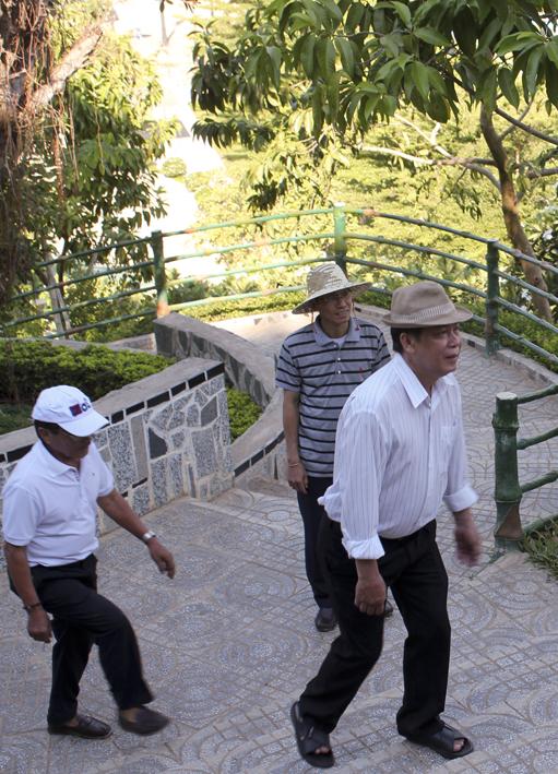 Một số hình ảnh HĐMV Gx Tân Thái Sơn tại Đức Mẹ Tà-pao (09/05/2016)