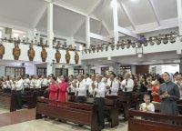 HĐMV Giáo Xứ Tân Thái Sơn Mừng Bổn Mạng